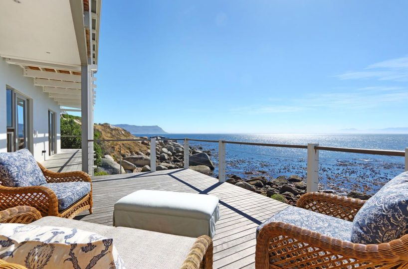 Luxury Simonstown Castle Rock Self Catering Accommodation