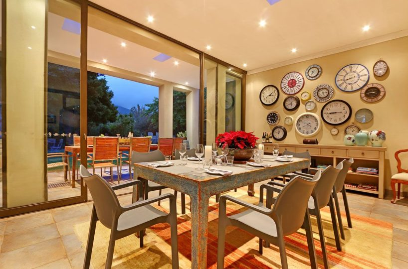 Constantia Holiday Villa Spacious Architecturally Amazing
