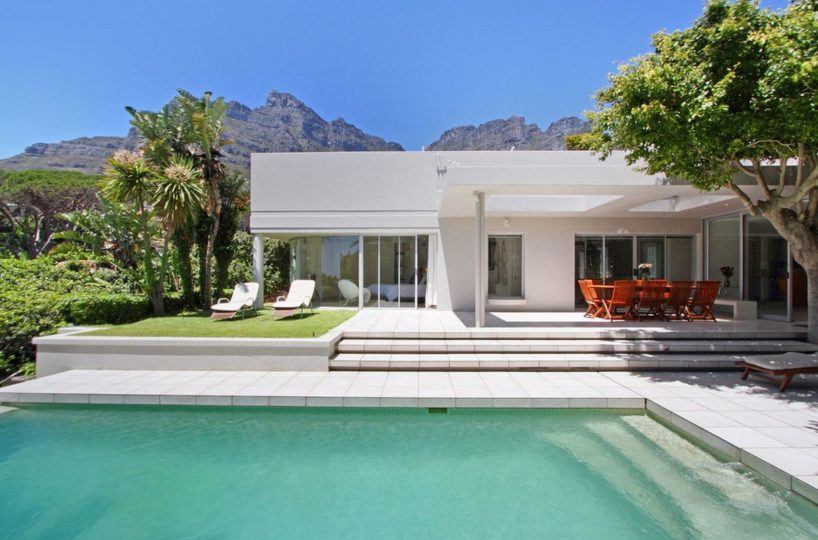 Five Bedroom Luxury Self Catering Villa Cape Town